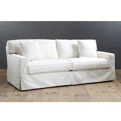 Samantha Samantha Slipcover Sofa by Kincaid Furniture Condo