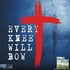 ❥ Every knee will bow and every tongue will confess that Jesus Christ is Lord So powerful!
