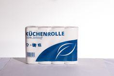Küchenrollen 3-lagig hochweiß, 50 Blatt   ZVN Hygiene + Kaffee GmbH- Lieferant für Hygiene- und Kaffee Produkte