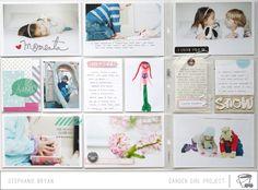 stephanie makes: project life: january 2014
