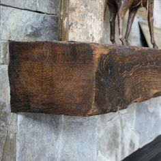 Mountain Lumber Co. in Charlottesville for reclaimed beams and mantels