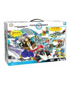 Take a look at this Mario Kart Wii: Mario Ultimate Combination Set by Super Mario Bros. on #zulily today!