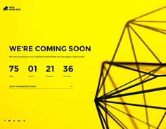 "Check out new work on my @Behance portfolio: ""Coming Soon Page Design"" http://be.net/gallery/38399551/Coming-Soon-Page-Design"