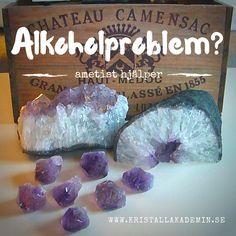 Kristallen som hjälper i kampen mot missbruk och beroendenproblem!
