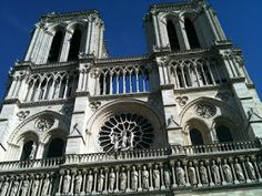Di tutto e di più sulla Sardegna di Giurtalia e tanto altro ancora.: Notre Dame - Viaggio a Parigi - III° parte.