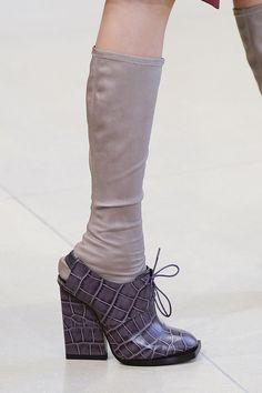 Best Runway Shoes and Bags at Fashion Week Spring 2015 | POPSUGAR Fashion Jil Sander Spring 2015