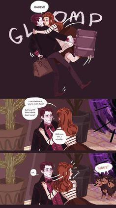 Hades' Holiday :: Part 1. Page 13   Tapastic Comics - image 1
