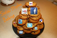 Social Media  is like Baking:  A recipe is needed for success.  Use a Social Media Strategy!