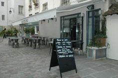 P.NY | Paris | Restaurants | LE MONTECAO