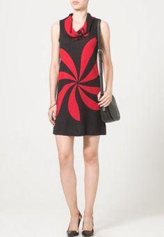 Smash - DORIAN - Gebreide jurk - Rood