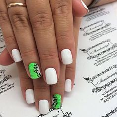 Покажи своему мастеру: 11 крутых идей маникюра для коротких ногтей - http://vipmodnica.ru/pokazhi-svoemu-masteru-11-krutyh-idej-manikyura-dlya-korotkih-nogtej/