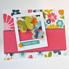 """Kathy Martin lives in North Carolina with her husband and their 11 year old son. Kathy is a self proclaimed paper craft addict and has been making cards since 2001 and scrapbooking since 2003. We are so happy to have Kathy join our team this term. """"I'm so excited today to share with you my …"""