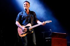 Rutgers Plans Bruce Springsteen Theology Class...just another reason to get my PhD at Rutgers