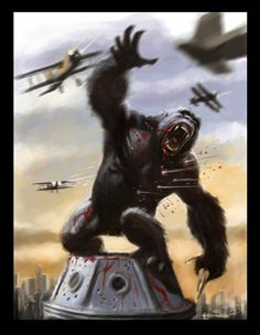 Last Stand of Kong