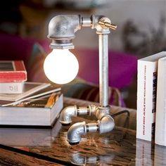 Kozo Shelf Lamp 11 - upcycled lighting