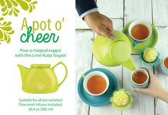 A pot o' cheer Book your Steeped Tea parTEA today! https://www.mysteepedtea.com/nikjuneau