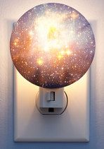 Galaxy You Later Night Light | Mod Retro Vintage Decor Accessories | ModCloth.com Ahhhhhh I need this too!!