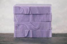 Handmade vegan soap with lavender Lavender Soap, Vegan Soap, Cosmetics, Natural, Handmade, Hand Made, Nature, Handarbeit, Au Natural