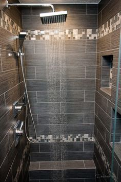 Gorgeous Master Bathroom Shower Remodel Ideas 38