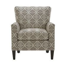 Collin Chair, Leigha/Pewter Ethan Allen