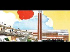 Louis Vuitton Presents the 2013 Travel Books Collection #louisvuitton #travel #video #illustration