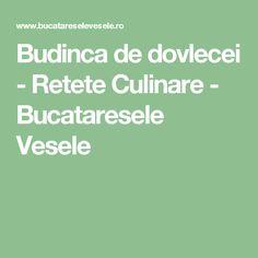 Budinca de dovlecei - Retete Culinare - Bucataresele Vesele