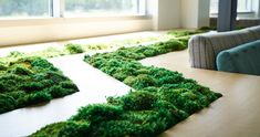 Biophilic design finds a home in office spaces at TRUECar in Austin ensuring more oxygen circulation for employees design Best Office Plants, New Urbanism, Technology Design, Finding A House, Commercial Design, Architect Design, Home Interior Design, Design Projects, House Design