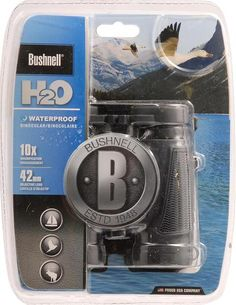 The ultimate on-the-water viewing companions, our ever popular H20 binoculars have been enhanced for 2012 with a Soft Texture Grip to keep them on board and in your hands in the most challenging conditions. Just as before, they're O-ring sealed and nitrogen purged to ensure stunning views no matter how wet they get. To maximize light transmission and clarity, standard equipment includes multi-coated optics and premium quality BaK-4 prism glass.