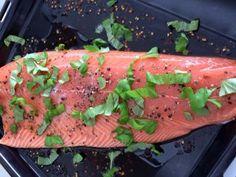 Crêpes meets salmon by Livi Salmon, Ethnic Recipes, Food, Essen, Meals, Atlantic Salmon, Yemek, Eten, Trout