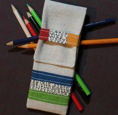 Zakka Along Week 5 :: Patchwork Pencil Case