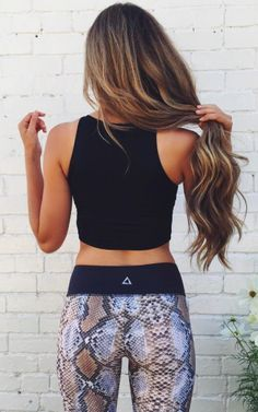 Trendy Workout Outfits That'll Instantly Motivate You These workout clothes make cute workout outfits!The Outfit The Outfit or Outfit may refer to: Fitness Outfits, Cute Workout Outfits, Workout Attire, Workout Wear, Fitness Fashion, Fitness Gear, Yoga Fashion, Workout Pants, Fashion Outfits