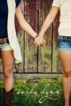 Total randomness and fun of two best friends at a senior session  #carlalynnphotography