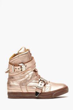 Rizzle Sneaker  Woah. Shoes. Pretty on my feet. Unique. Love. Cute. Ladies women fashion styles