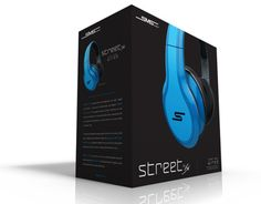Creative Director on package design for headphone line from SMS Audio