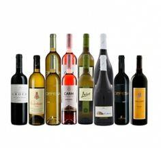 #wine #ptwine #winelovers Seleccionamos 12 vinhos para ter por casa, a um preço fabuloso. Boas Escolhas!