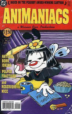 Animaniacs Pulp Fiction