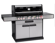 Matador Titan 6 Burner Hooded BBQ with Side Burner - Bunnings $1,498