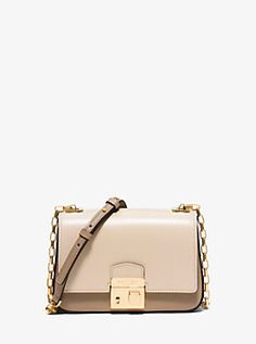 Gia Small Leather Crossbody by Michael Kors