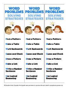 Solving word problem