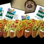 OUTRAGE! ILLEGAL ALIENS GET FOOD STAMPS THANKS TO OBAMA!!! ...the worst president EVER!!!!!!