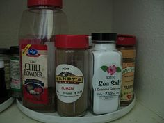Taco Seasoning Recipe No MSG No Preservatives. Easy...it is made out of staples already in the spice cabinet