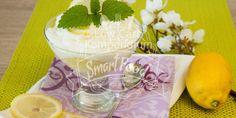 Zitronencreme Low Carb - Frisch, fruchtig und ein geniales Dessert - nicht nur für den Sommer. Hol dir das Rezept für diese fantastische Creme