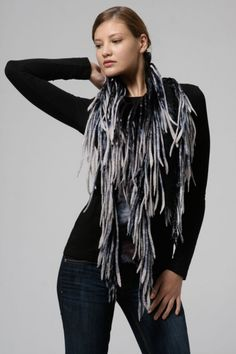 Tendril Scarf