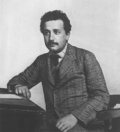 ALBERT EINSTEIN graduated with a degree in physics and math in 1900. Though marriage to classmate MILEVA MARIC was the plan, his free-spirit attitude resulted in trouble with his getting good letters of support for a job. Without a job, he could not marry.