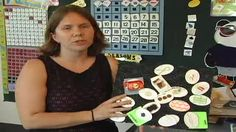 Texas School for Blind tactile symbol video