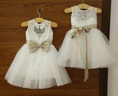 Inspiracje: Ubranka na chrzest dla dziewczynki | My Sweet Little Precious
