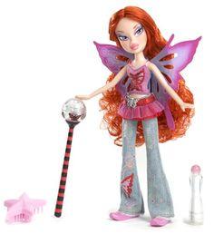 Fashion Doll: Bratz Fashion Pixiez Lina *** Click image to review more details.