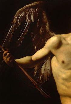 Amor Vincit Omnia (1601-1602)  Caravaggio
