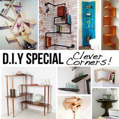diy clever corners