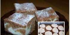 2030 Sweet Cakes, Sweet Recipes, Tiramisu, French Toast, Food And Drink, Lemon, Cheese, Breakfast, Ethnic Recipes